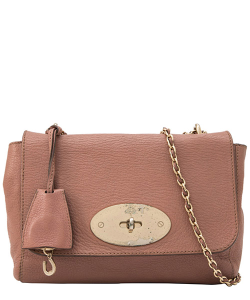 Crossbody bags Mulberry Pre-Owned RES0FMBSH001 rosa