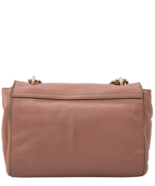Women's leather cross-body messenger shoulder bag lily secondary image