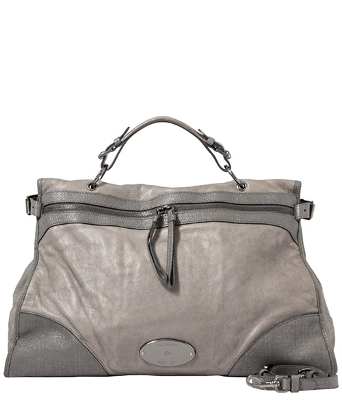 Handbags Mulberry Pre-Owned RES0FMBST001 grigio