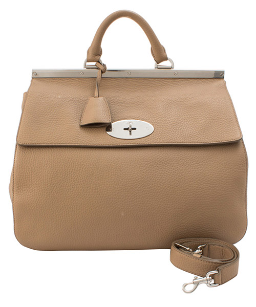 Handbags Mulberry Pre-Owned RES0FMBST002 marrone