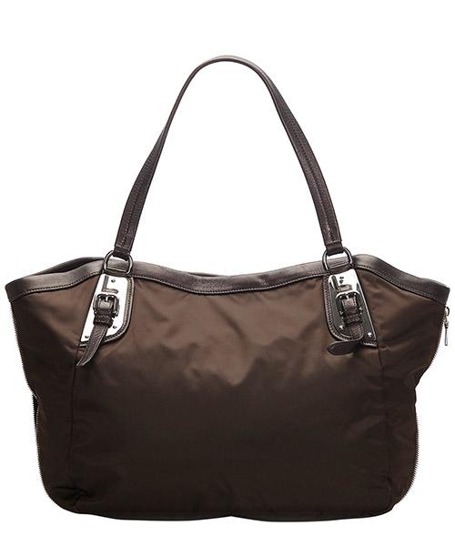 Schultertasche nylon damen tasche umhängetasche bag secondary image