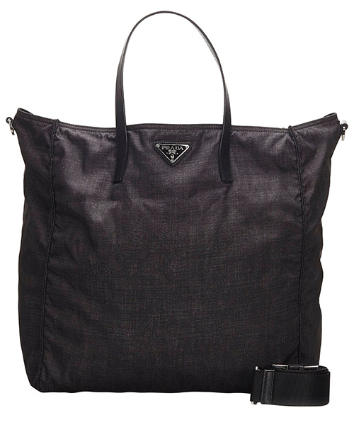 Handbags Prada Pre-Owned 0APRTO005 nero
