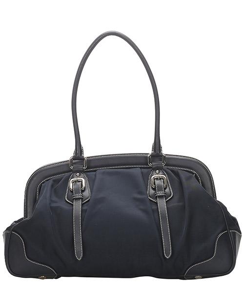 Handtaschen Prada Pre-Owned 0cprhb012 blu