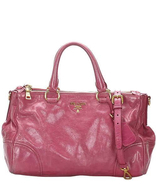 Shoulder bag Prada Pre-Owned 0CPRST004 rosa