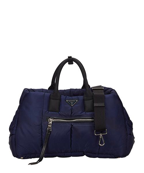 Handbags Prada Pre-Owned 7LPRHB012 blu