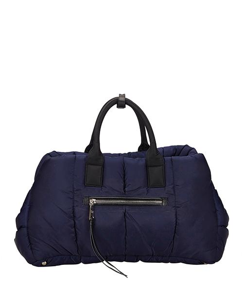 Women's handbag shopping bag purse  bomber 2 way secondary image