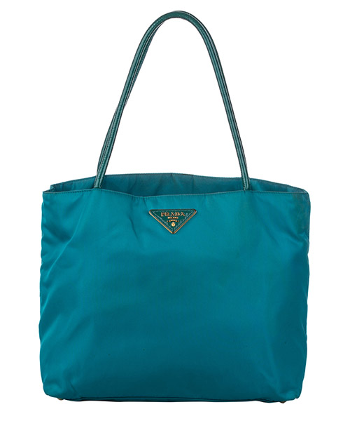 Shopping Bag Prada Pre-Owned ff0prto008 verde