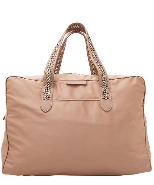 Reisetasche Stella McCartney Pre-Owned 9jsmtr001 marrone