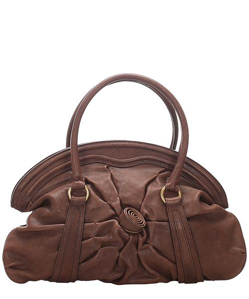 Handbags Valentino Pre-Owned 0CVLHB002 marrone