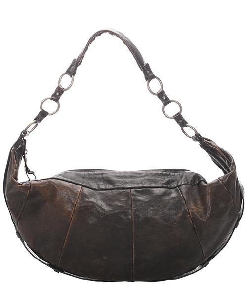 Bolsos con asas largas para compras mujer en piel secondary image