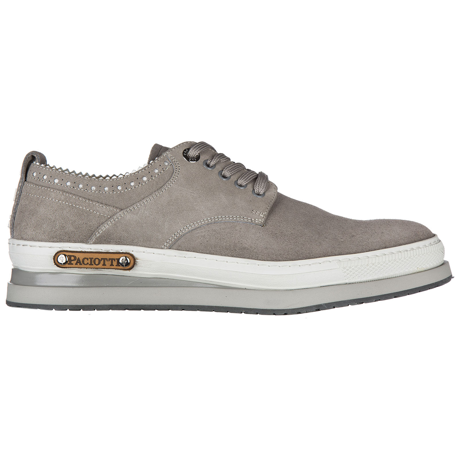 Scarpe sneakers uomo camoscio cannes