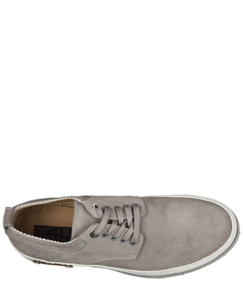 Men's shoes suede trainers sneakers cannes secondary image