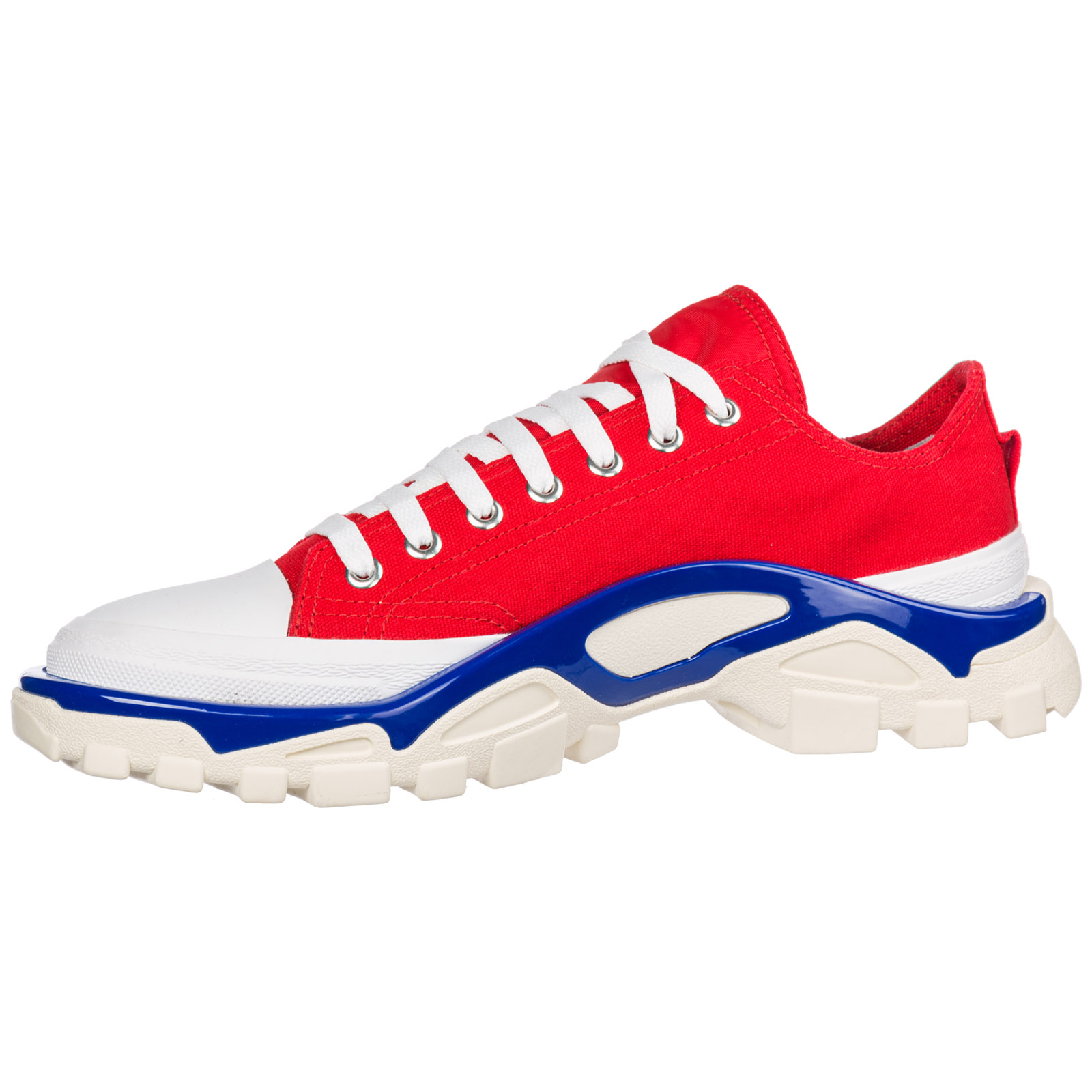 Detroit Ee79363 Raf Sneakers Simons Runner Adidas Rs Rosso By EDHI29