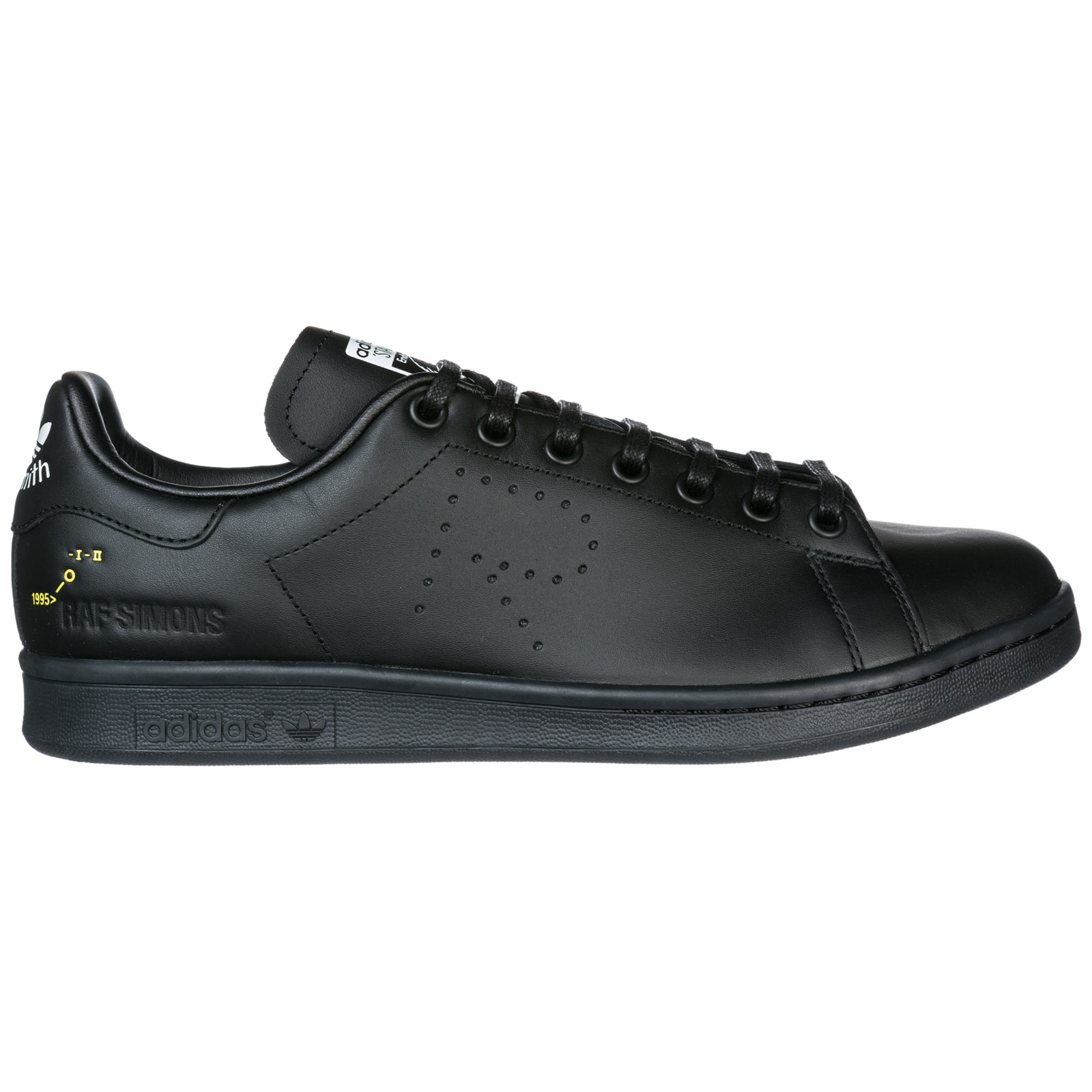 Sneakers Adidas by Raf Simons stan smith F34257 nero | FRMODA.com
