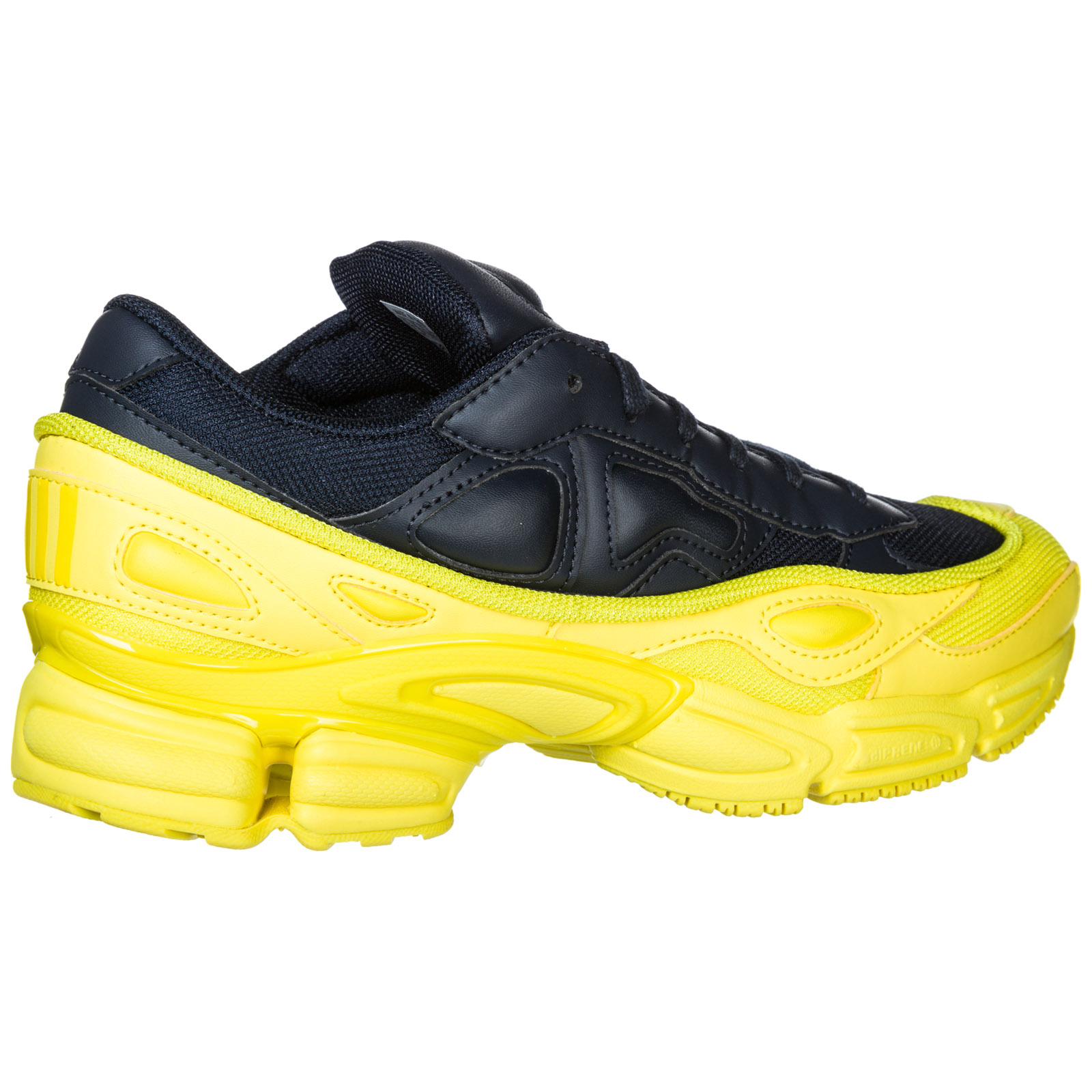 newest e9262 297de Adidas by Raf Simons Mens shoes leather trainers sneakers rs ozweego