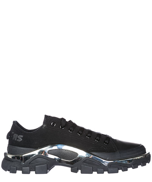 Sneakers Adidas by Raf Simons Detroit F34243 black