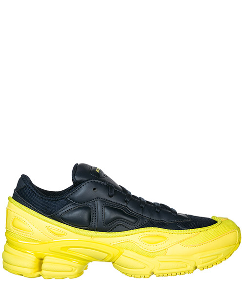 Basket Adidas by Raf Simons Rs ozweego F34267 yellow - navy