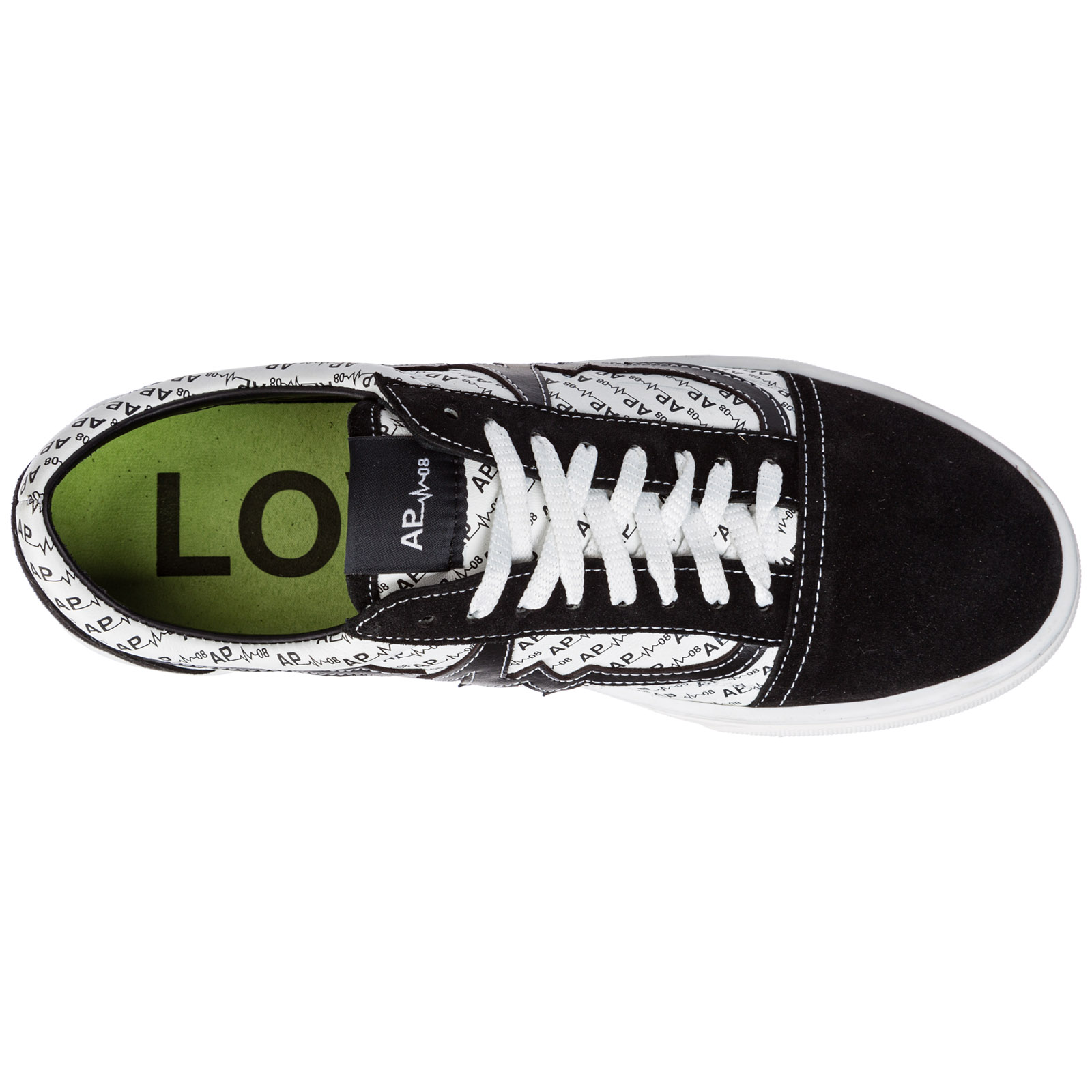 b9545731ed471 Women's shoes leather trainers sneakers monogram