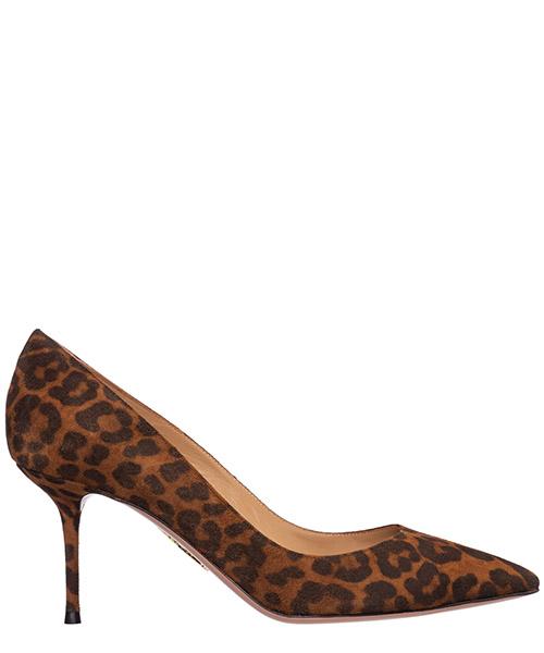 Zapatos de salón Aquazzura purist purmidp0-jas-993 cinnamon