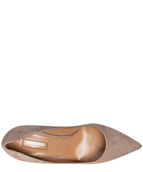 Zapatos de salón escotes mujer en ante purist secondary image