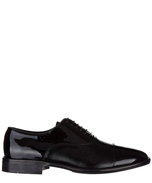 Chaussures à lacets Armani Collezioni / Jeans 935112 7P455 00020 black