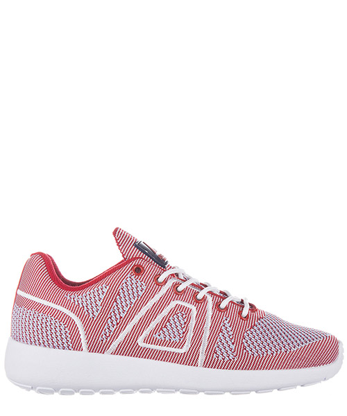 Zapatillas deportivas ASFVLT SYT007 red navy white