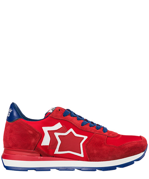 Sneakers Atlantic Stars Antares ANTARES RBR-14R rosso