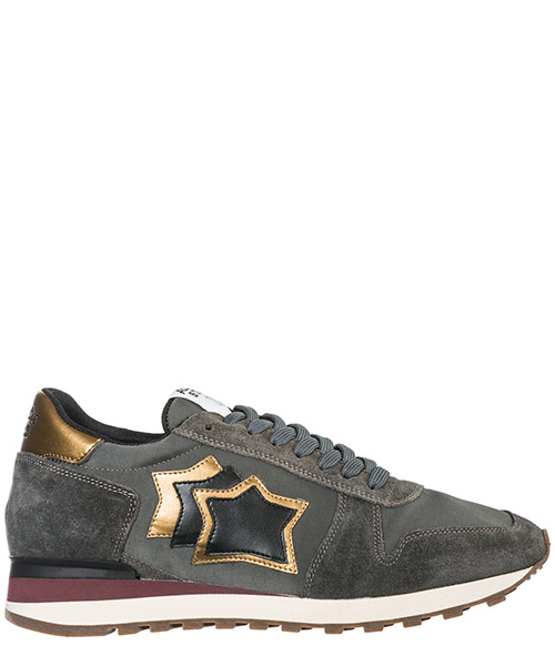 Men's shoes suede trainers sneakers argo
