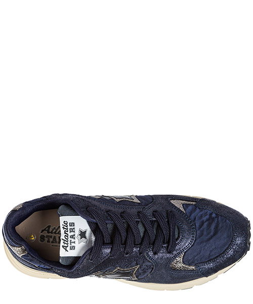Scarpe sneakers donna in pelle mira secondary image