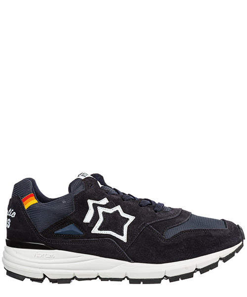 Sneakers Atlantic Stars Polaris POLARISAOCF07 nero
