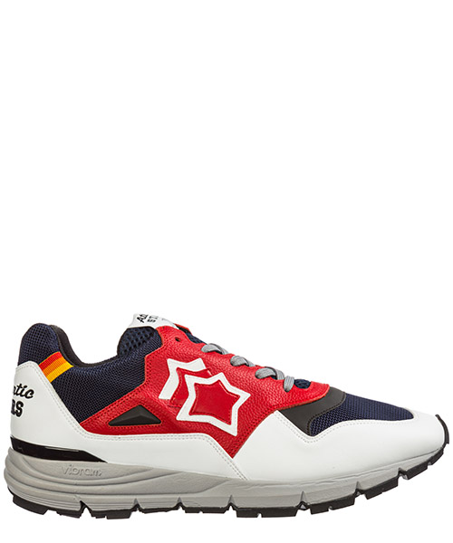 Sneakers Atlantic Stars polaris polarisbrbf09 rosso