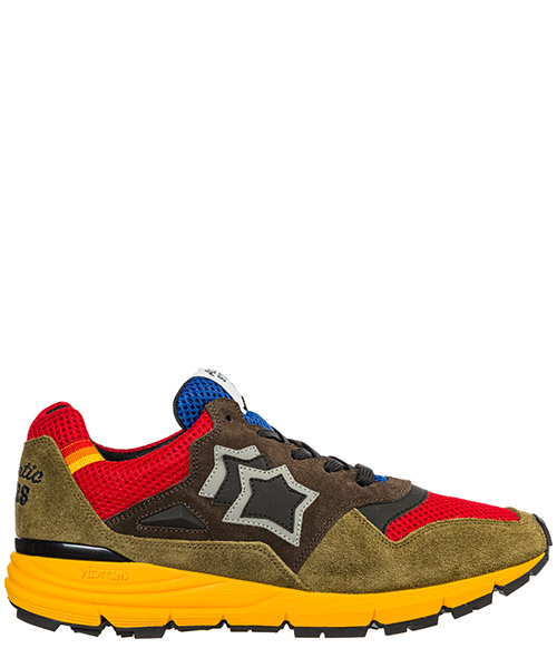 Sneakers Atlantic Stars polaris polarisgfnf10 marrone