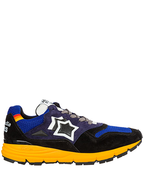 Zapatillas  Atlantic Stars polaris polarisnbbf10 blu