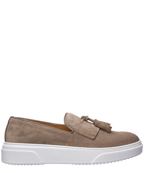 Slip-on shoes AT.P.CO A20810 C4 beige240