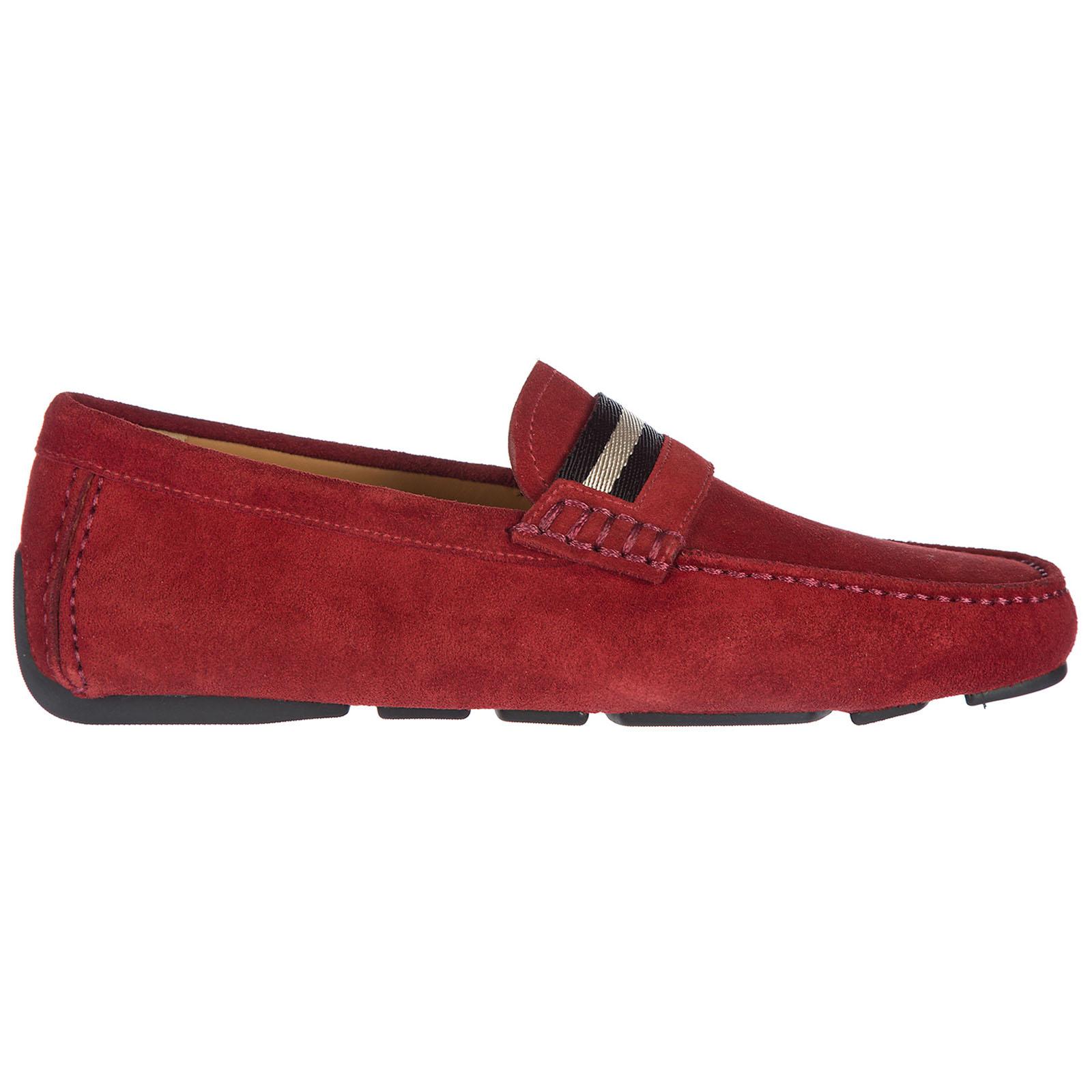 Men's suede loafers moccasins wabler