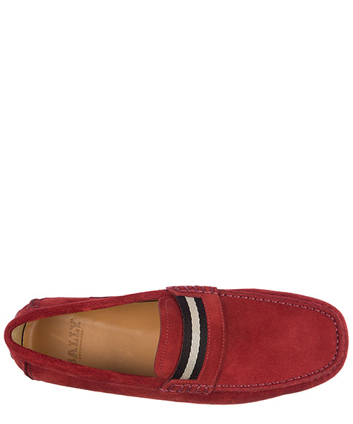 Men's suede loafers moccasins wabler secondary image