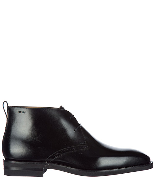 Botines Bally 6196223 nero