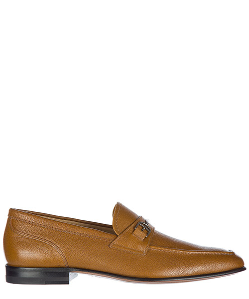 Mocassins Bally Brian 6198506 light cuoio
