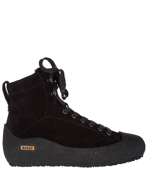Ankle boots Bally 6198554 nero