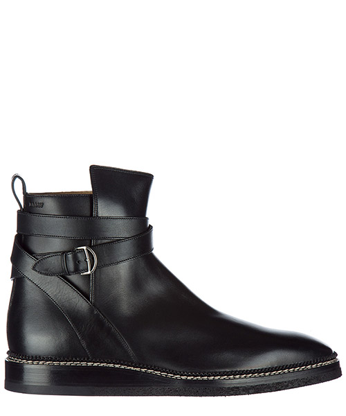 Biker boots Bally Lejor 6198982 nero