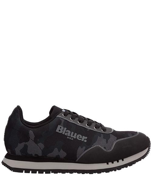 Sneaker Blauer denver f0denver05/cam nero