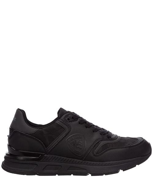 Sneaker Blauer hilo f0hilo01/cam nero