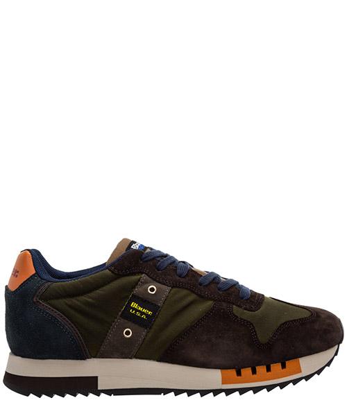 Sneakers Blauer queens F0QUEENS01/WAX verde