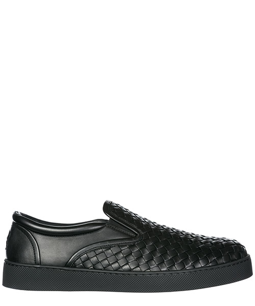 Scarpe slip on Bottega Veneta Dodger 190809V00131000 nero