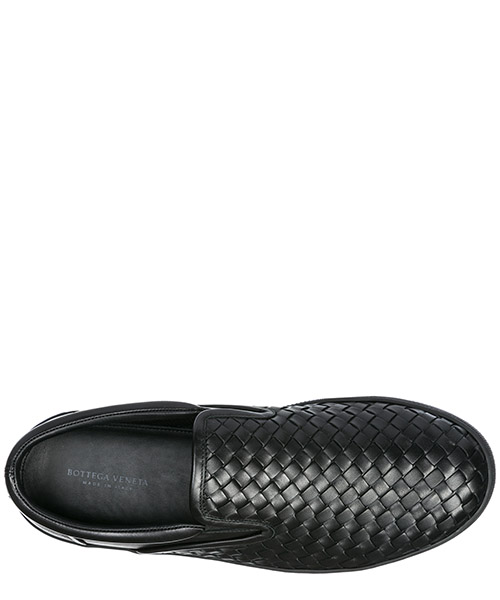 Slip on homme en cuir sneakers  dodger secondary image
