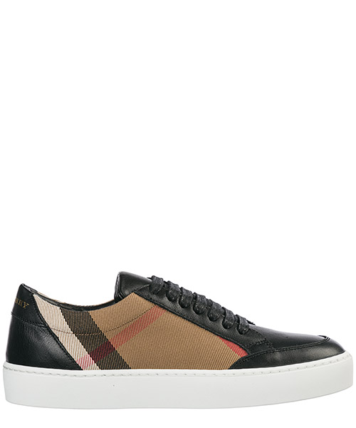 Basket Burberry Salmond 40400561 nero