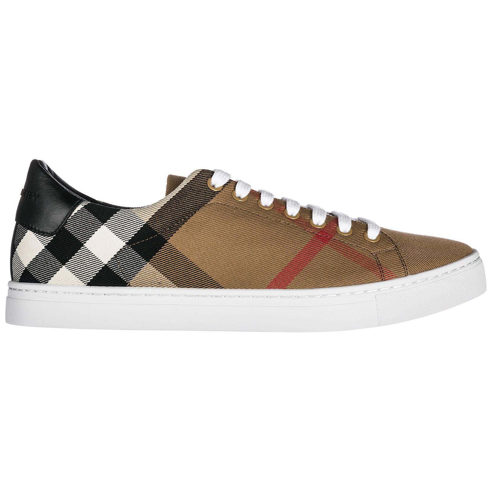 Sneakers Burberry Albert 40540371 marrone  96433e45517