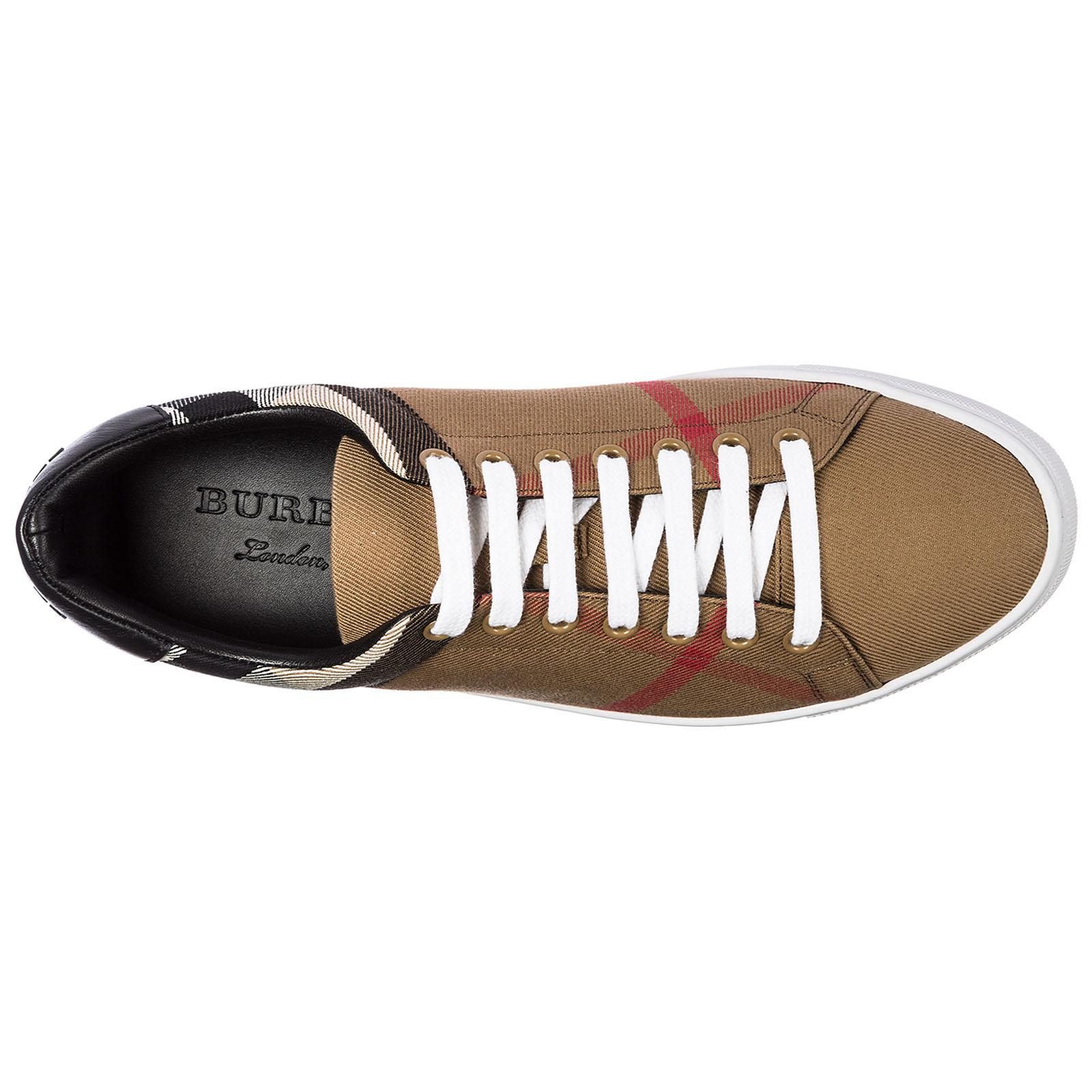 ... Scarpe sneakers uomo in cotone albert ... 80d851961f1