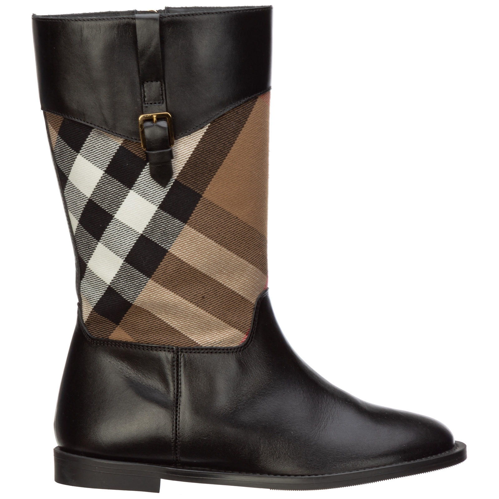 Burberry Girls Shoes Child Boots