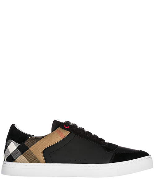 Sneakers Burberry 40540211 nero